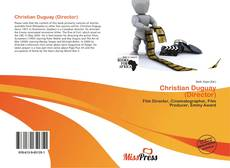 Bookcover of Christian Duguay (Director)