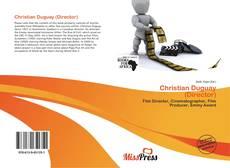Copertina di Christian Duguay (Director)