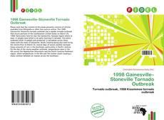 1998 Gainesville–Stoneville Tornado Outbreak kitap kapağı