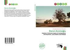 Bookcover of Daron Acemoğlu