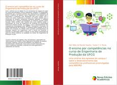 Buchcover von O ensino por competências no curso de Engenharia de Produção da UFCG