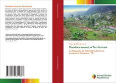 Capa do livro de Desdobramentos Territoriais