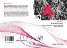 Kajal Ahmad的封面