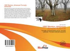 1997 Benton, Arkansas Tornado Outbreak kitap kapağı