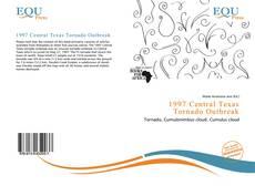 1997 Central Texas Tornado Outbreak kitap kapağı
