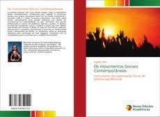 Bookcover of Os movimentos Sociais Contemporâneos