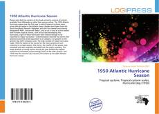 Bookcover of 1950 Atlantic Hurricane Season