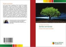 Capa do livro de Sertão semiárido