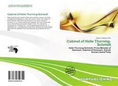 Cabinet of Helle Thorning-Schmidt kitap kapağı