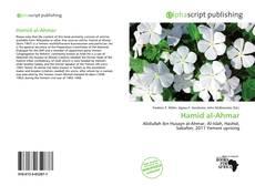Bookcover of Hamid al-Ahmar