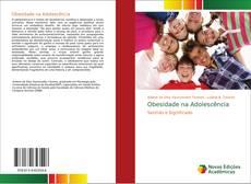 Capa do livro de Obesidade na Adolescência