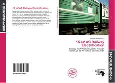 Capa do livro de 15 kV AC Railway Electrification