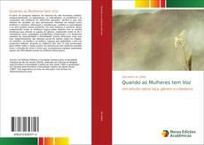 Buchcover von Quando as Mulheres tem Voz