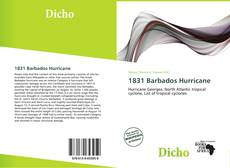 Couverture de 1831 Barbados Hurricane