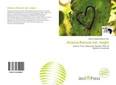 Bookcover of Acacia Aneura var. major