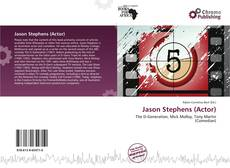 Capa do livro de Jason Stephens (Actor)