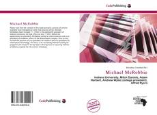 Bookcover of Michael McRobbie