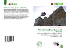 Buchcover von Anne of Austria, Queen of Poland