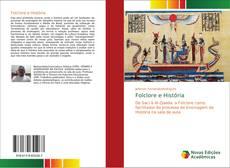Capa do livro de Folclore e História