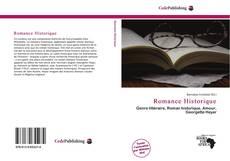 Bookcover of Romance Historique