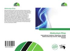 Copertina di Abdoulaye Diop