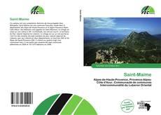 Bookcover of Saint-Maime