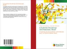 Borítókép a  A Subtribo Oncidiinae (Orchidaceae), Brasil - hoz