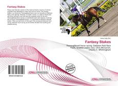 Bookcover of Fantasy Stakes