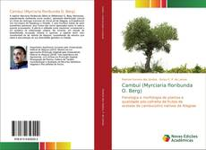 Capa do livro de Cambuí (Myrciaria floribunda O. Berg)
