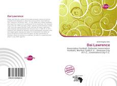 Bookcover of Dai Lawrence