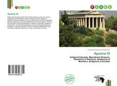 Capa do livro de Apama III