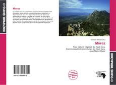 Borítókép a  Morez - hoz