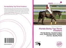 Portada del libro de Florida Derby Top Three Finishers