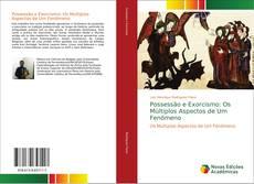 Capa do livro de Possessão e Exorcismo: Os Múltiplos Aspectos de Um Fenômeno