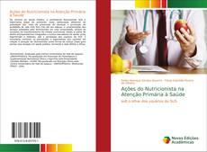 Capa do livro de Ações do Nutricionista na Atenção Primária à Saúde
