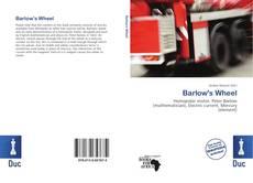 Обложка Barlow's Wheel