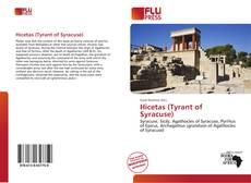 Borítókép a  Hicetas (Tyrant of Syracuse) - hoz