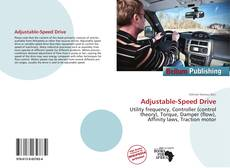 Capa do livro de Adjustable-Speed Drive