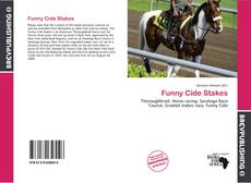 Bookcover of Funny Cide Stakes