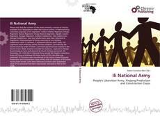 Buchcover von Ili National Army