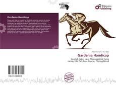 Capa do livro de Gardenia Handicap