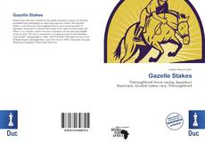 Bookcover of Gazelle Stakes