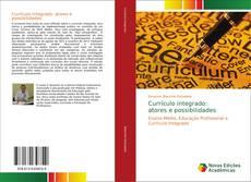 Buchcover von Currículo integrado: atores e possibilidades