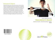 Bookcover of Executioner's Sword