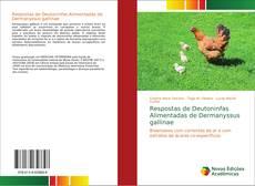 Capa do livro de Respostas de Deutoninfas Alimentadas de Dermanyssus gallinae