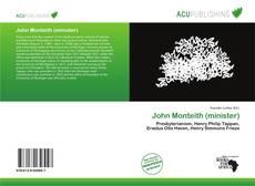 Couverture de John Monteith (minister)