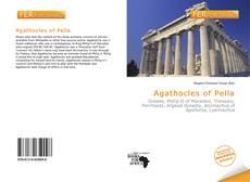 Portada del libro de Agathocles of Pella