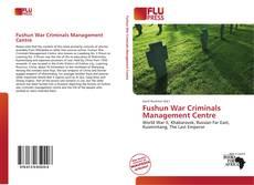 Buchcover von Fushun War Criminals Management Centre