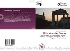 Bookcover of Mithridates I of Pontus
