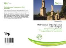 Metrodorus of Lampsacus (The Younger) kitap kapağı